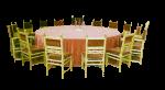 Tisch der Potsdamer Konferenz